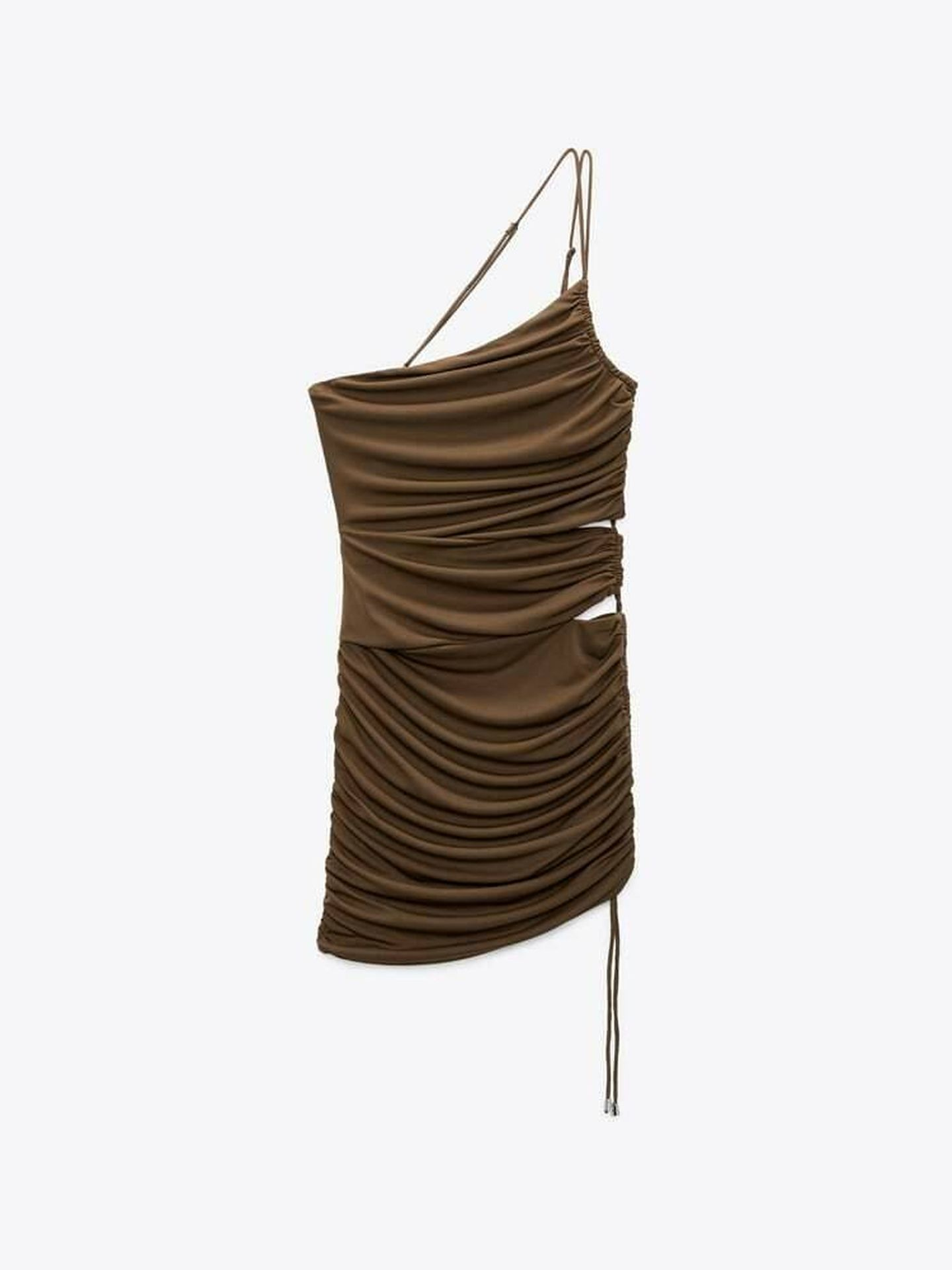El nuevo vestido de Zara. (Cortesía)