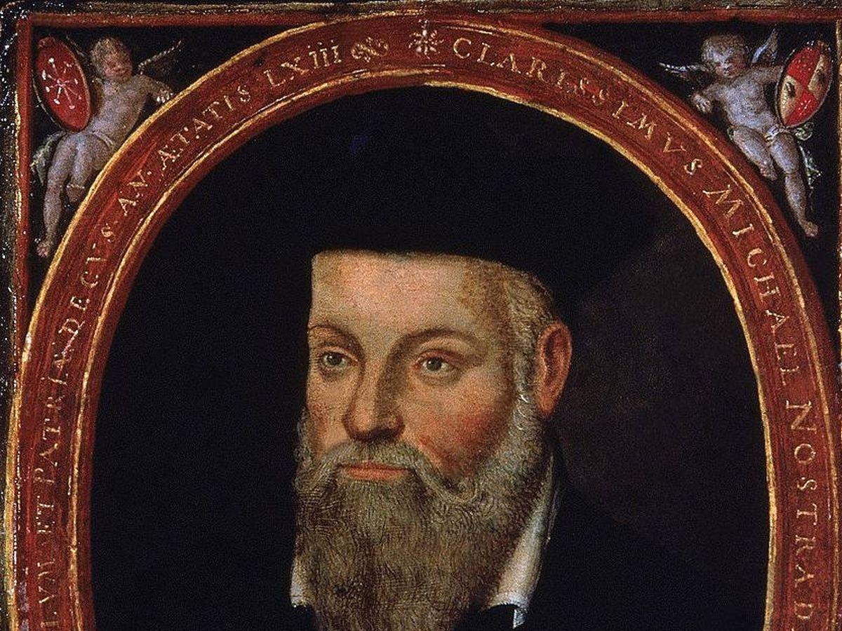 Foto: La primera mujer de Nostradamus y sus dos hijos murieron por la peste