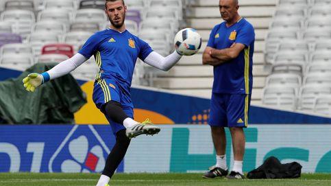Pedro Sánchez: No me siento cómodo viendo a De Gea en la selección