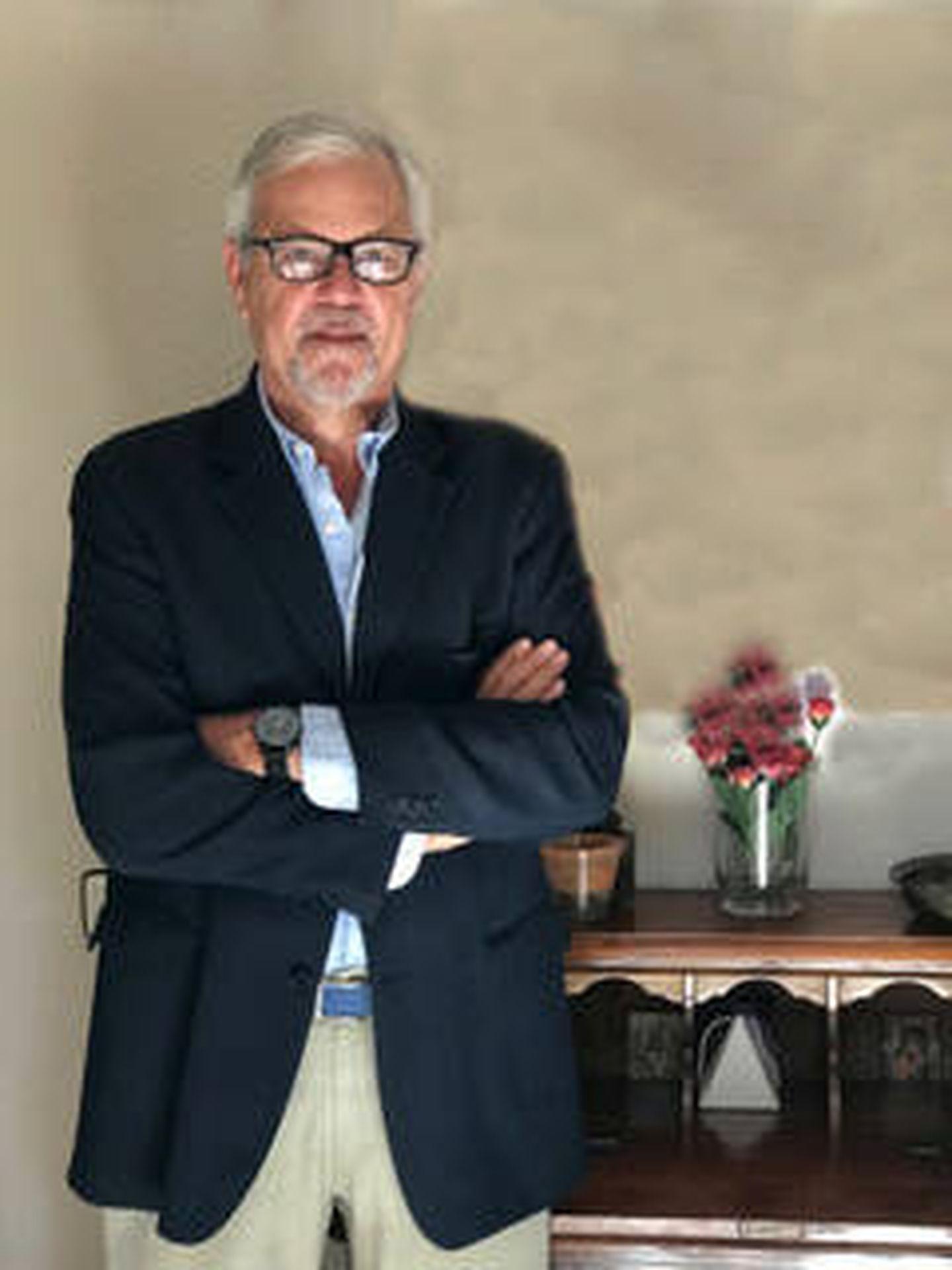 Manuel Gómez, ex interventor general de la Junta de Andalucía. (Cedida)