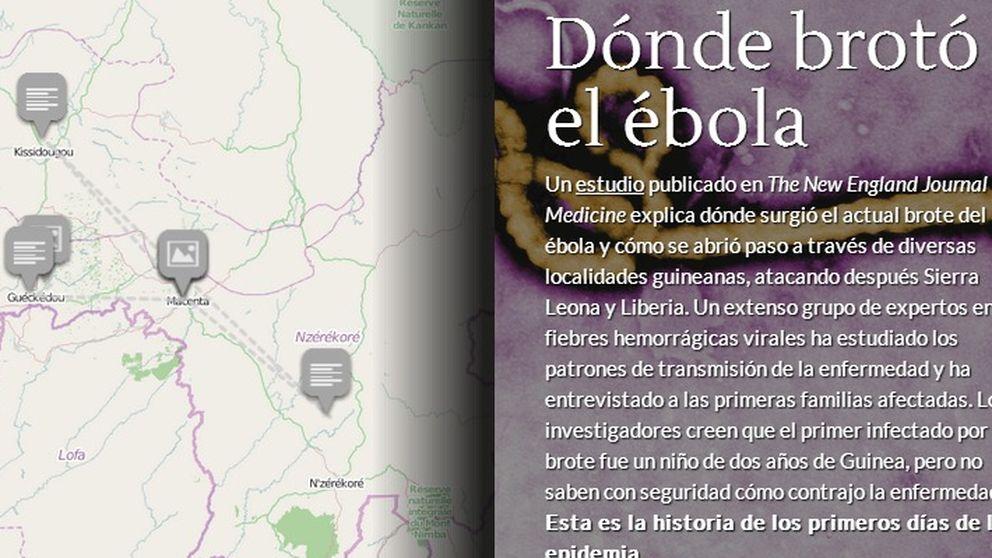 """En busca del """"paciente cero"""" del ébola: cómo empezó la epidemia"""