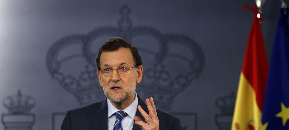 Foto: El presidente Mariano Rajoy durante una rueda de prensa en la moncloa el pasado diciembre (Reuters)