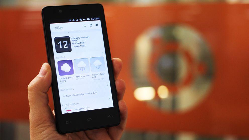 Bq ensaya la cuarta vía con un móvil no apto para todos los públicos