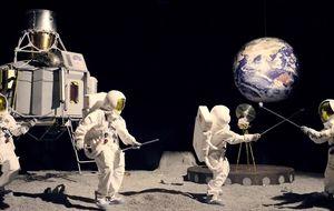 'Across the Universe', los Beatles en el espacio