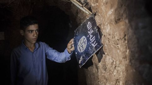 Dentro de los túneles secretos del Estado Islámico