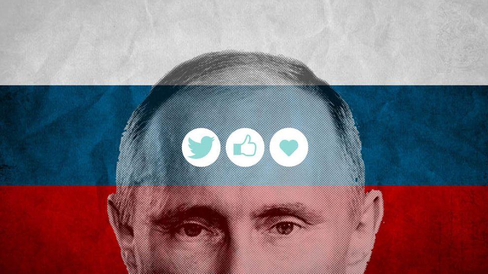 La armada 'troll' de Vladimir Putin