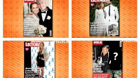¡Paparazzi! Ponemos precio a las portadas más esperadas de la prensa rosa