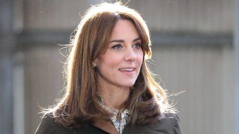 El mensaje de Kate Middleton con este vestido amarillo de su fondo de armario