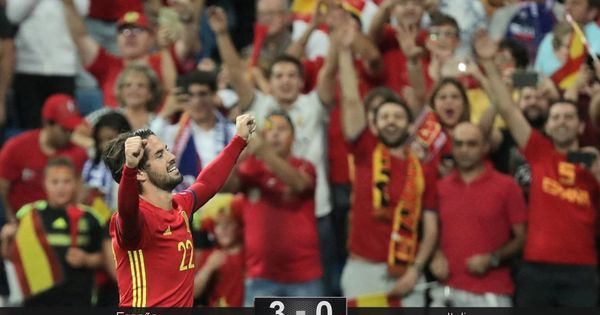 El espíritu de la Eurocopa 2012 se reencarna para aplastar otra vez a Italia