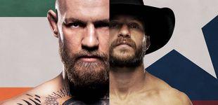 Post de McGregor vs Cerrone: horario y dónde ver la UFC 246 desde España en TV y 'online'