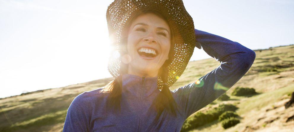 Foto: Disfrutar al máximo de cada momento es fundamental para alcanzar la felicidad. (Corbis)