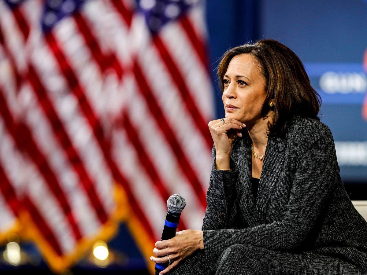 Foto: Kamala Harris, la nueva vicepresidenta de la Administración Biden. (Reuters)