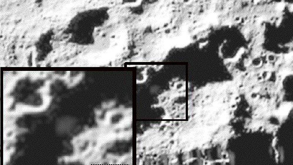 Foto: LA NASA ENCUENTRA UNA CANTIDAD SIGNIFICATIVA DE AGUA EN LA LUNA