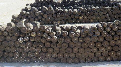 Cuando Rommel ayudó al ISIS: bombas hechas con minas sin estallar en el Sáhara
