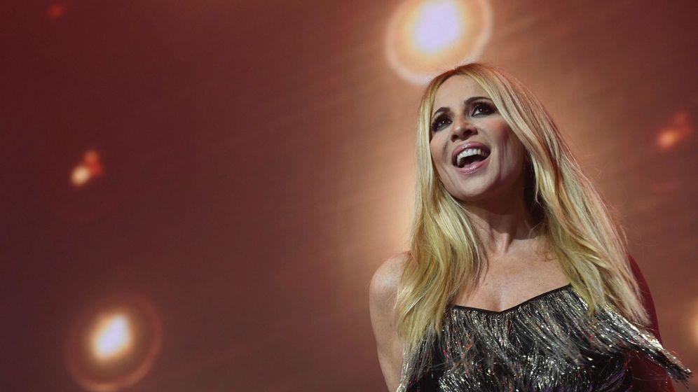 Foto: La cantante Marta Sánchez. (EFE)