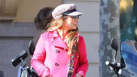 ¿Paula Echevarría o Paloma Cuevas? Quién es la misteriosa mujer de rosa