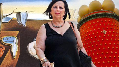 La supuesta hija de Dalí no tiene dinero ni para pagarse un abogado