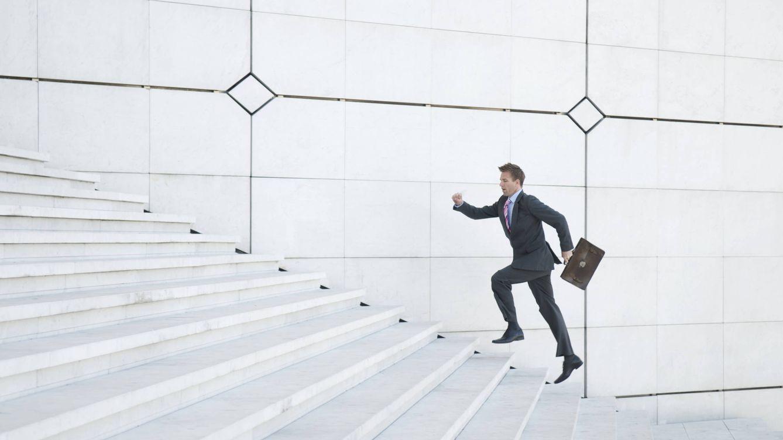 La Poderosa Razón Por La Que Deberías Usar Las Escaleras Y No Es