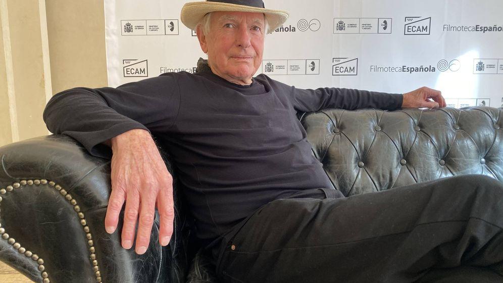 Foto: Peter Weir este miércoles en Madrid. (M.M)