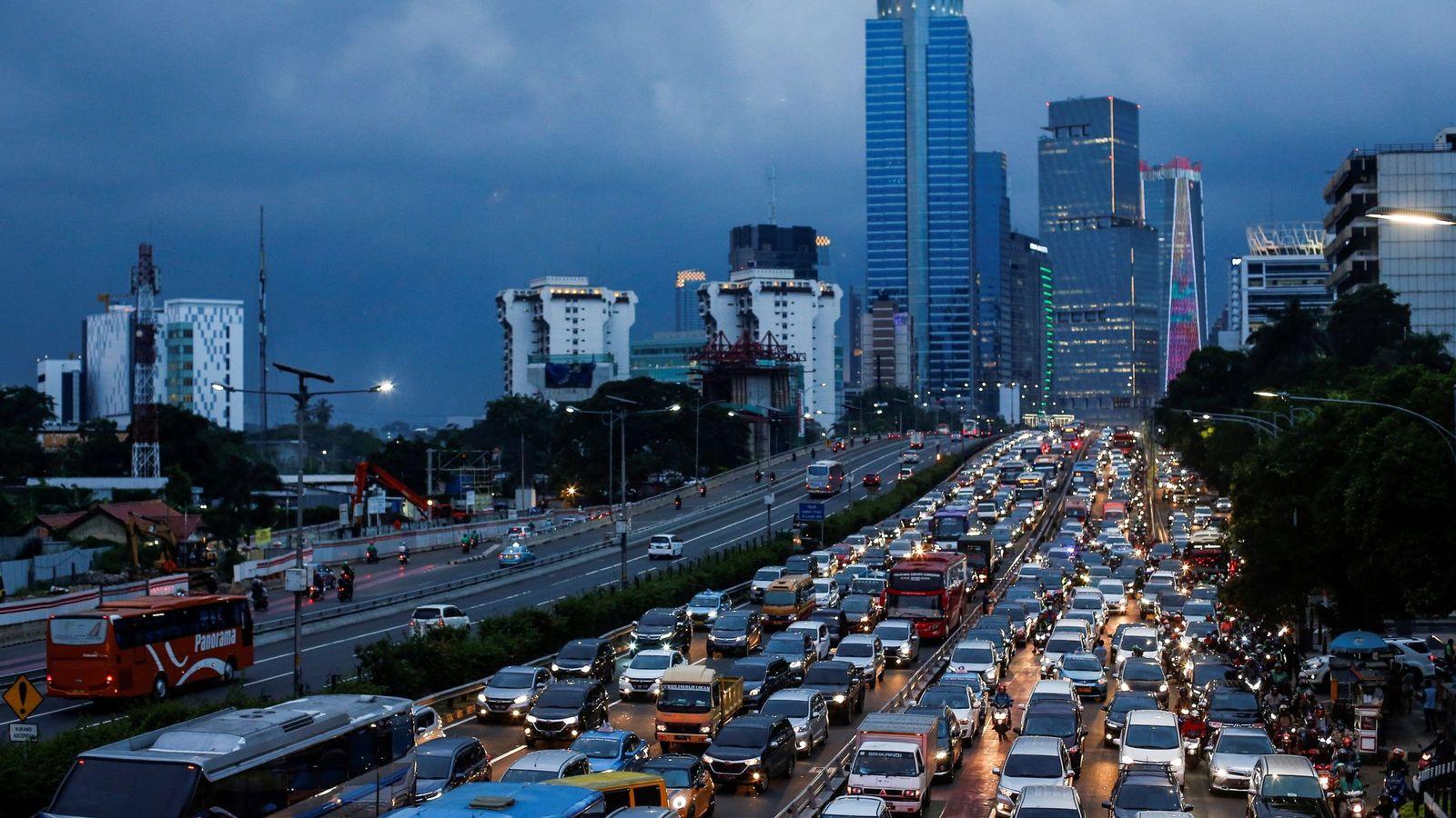 Ciudad de Yakarta