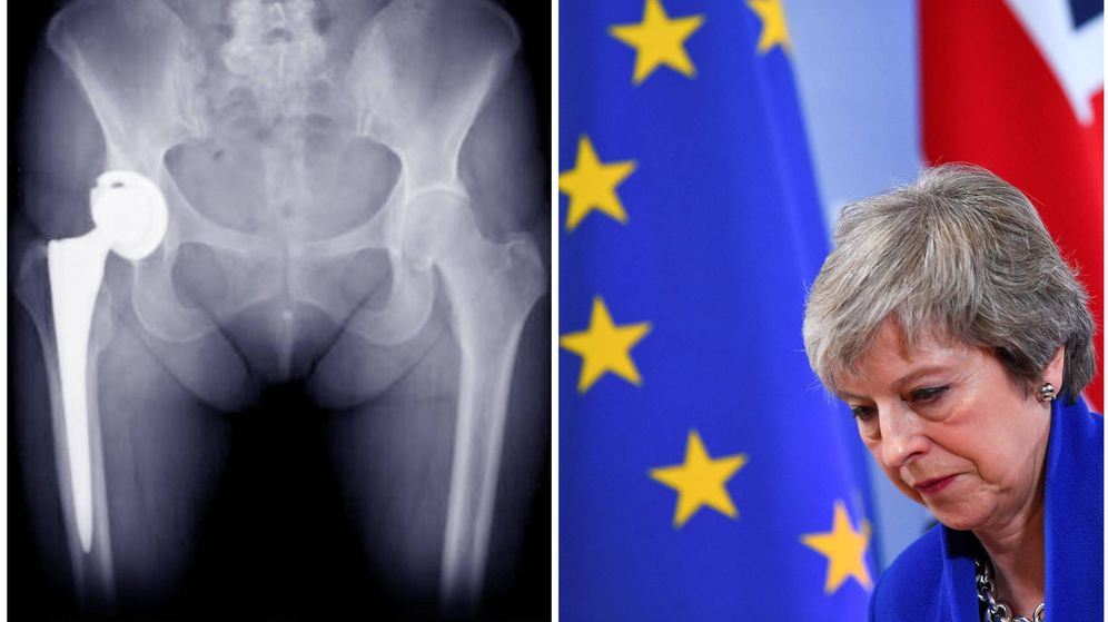 Foto: Theresa May afronta una semana clave. (Reuters)