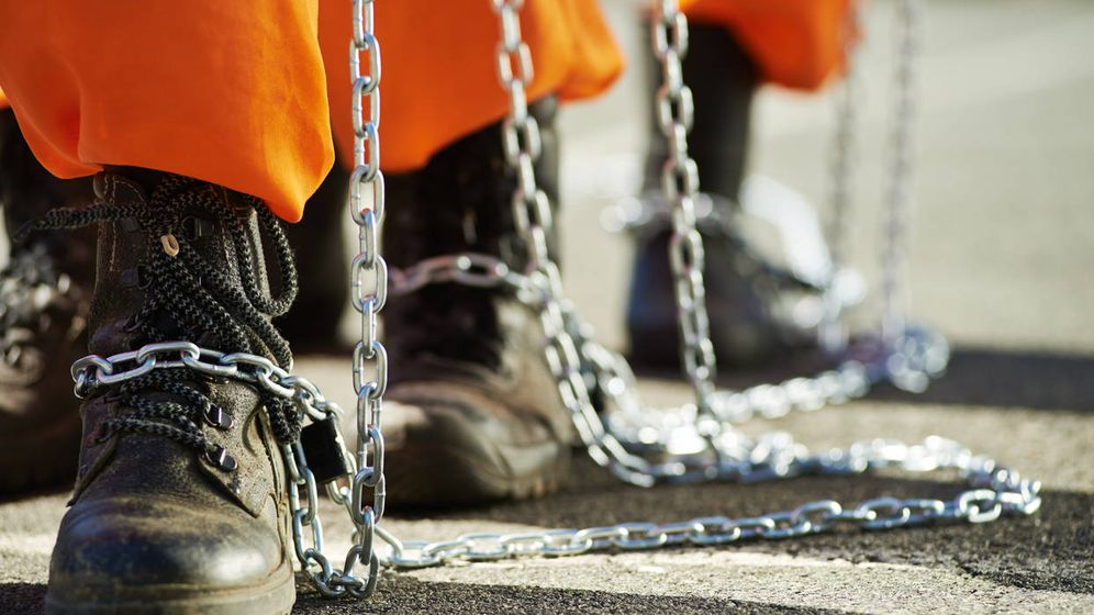 Foto: Las relaciones paterno-filiales también se dan en la cárcel. (iStock)