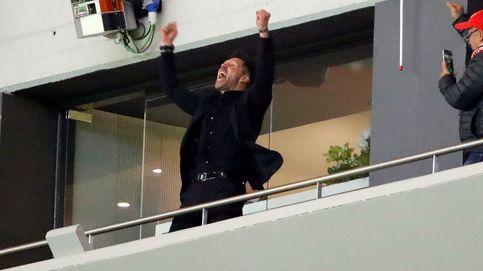 Simeone trae de cabeza al Atlético para la final: ¿Dónde colocamos al Cholo?