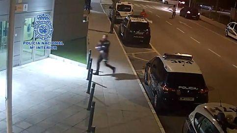 Un policía salva la vida a un niño de 4 años que se había atragantado en Lorca