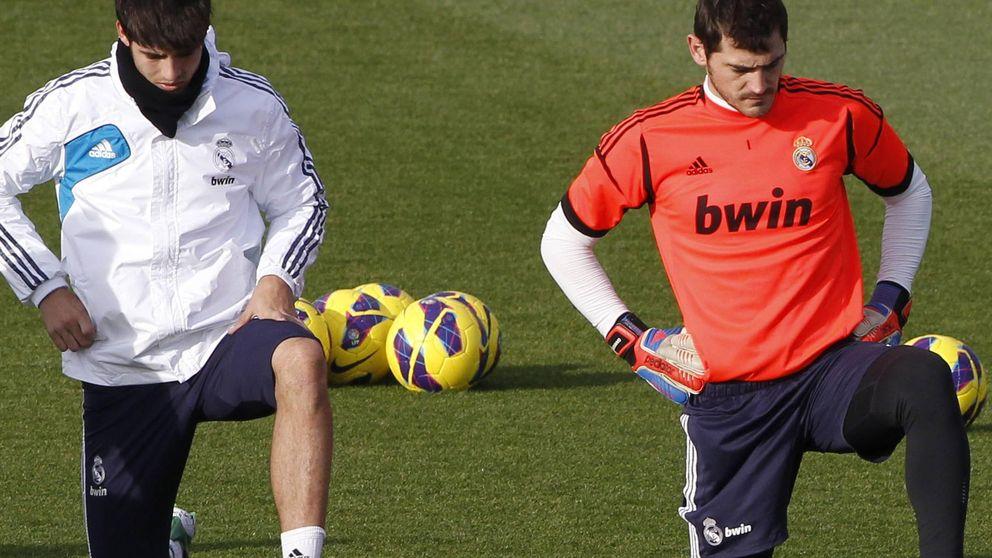 Wenger sueña con la llegada de Casillas y suspira por Morata