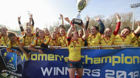 Al rugby se le llena la boca de valores y España gana un torneo que no debía jugar
