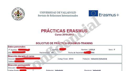 'Hackeados' más de 1.000 expedientes de Erasmus de la Universidad de Valladolid