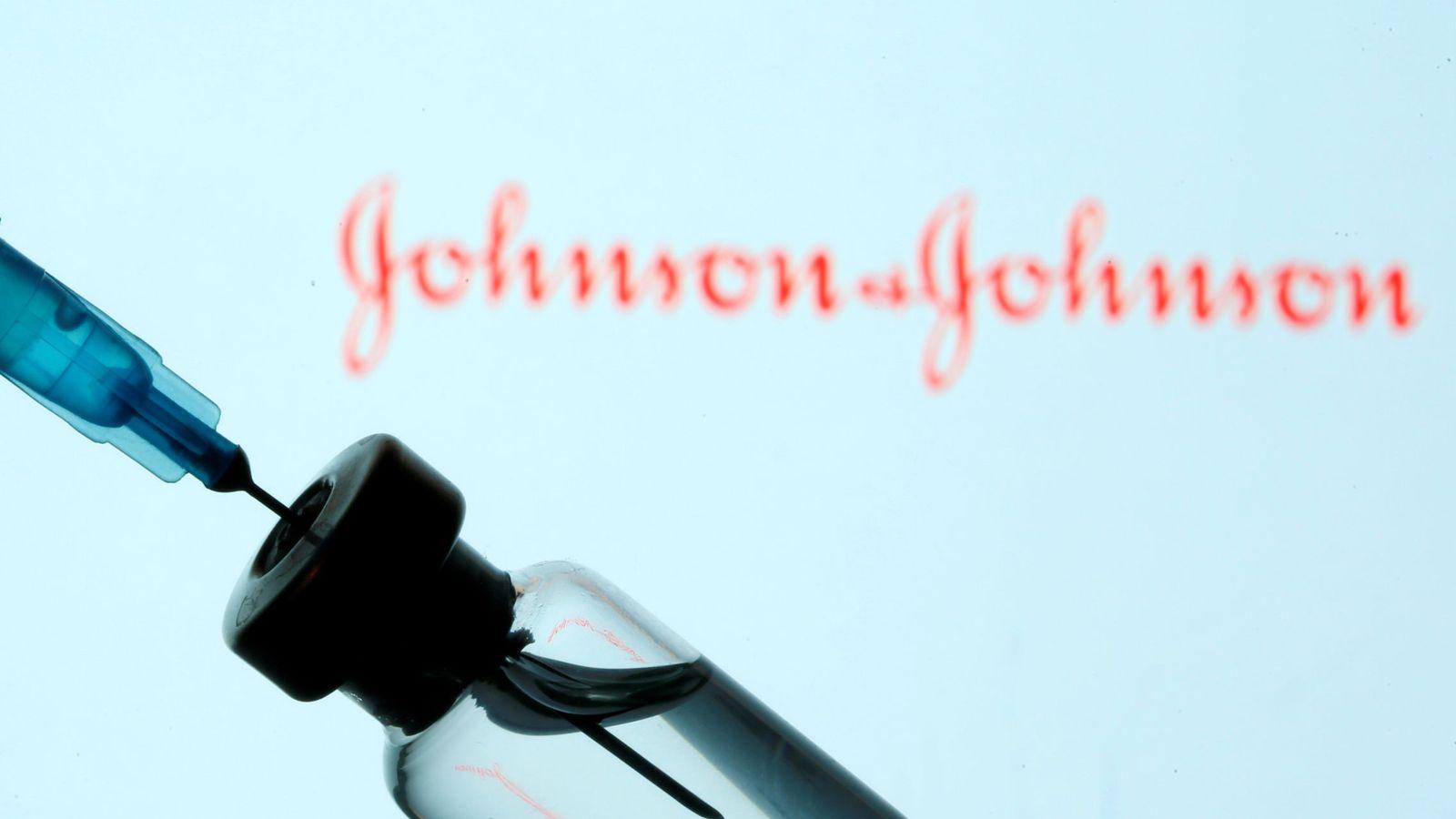 Johnson & Johnson anuncia que su vacuna contra el covid tiene una eficacia  del 66%