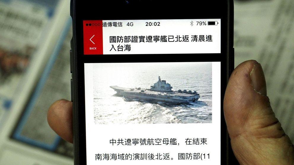 ¿Viajas a China este verano? Cuidado con tu móvil. Así te instala la policía una app espía