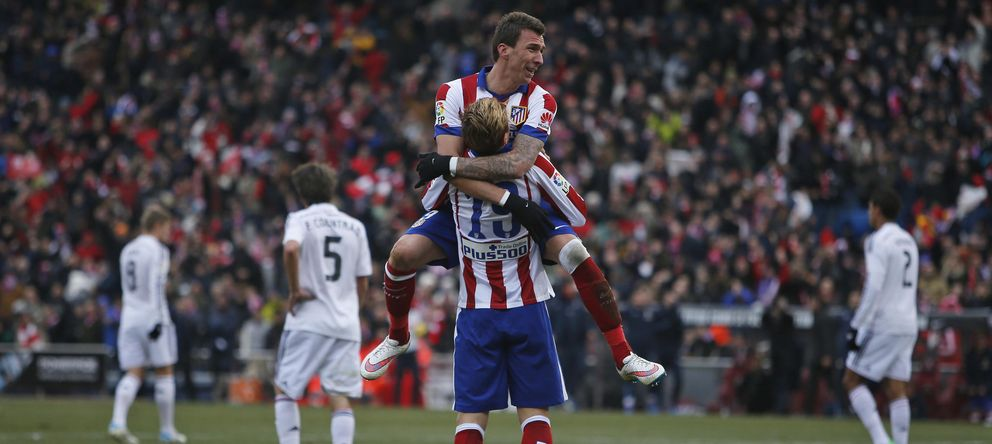 Antes, el Atlético salía al derbi derrotado; ahora es el Madrid el que se pone nervioso