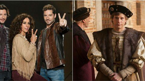 Primer gran duelo de estrenos: 'La Voz Kids' contra 'Carlos Rey Emperador'
