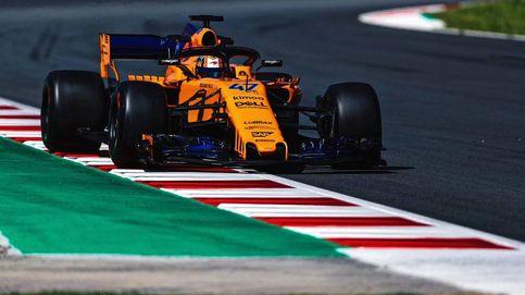 McLaren ya confunde a Norris con Alonso, aunque de momento solo por el nombre