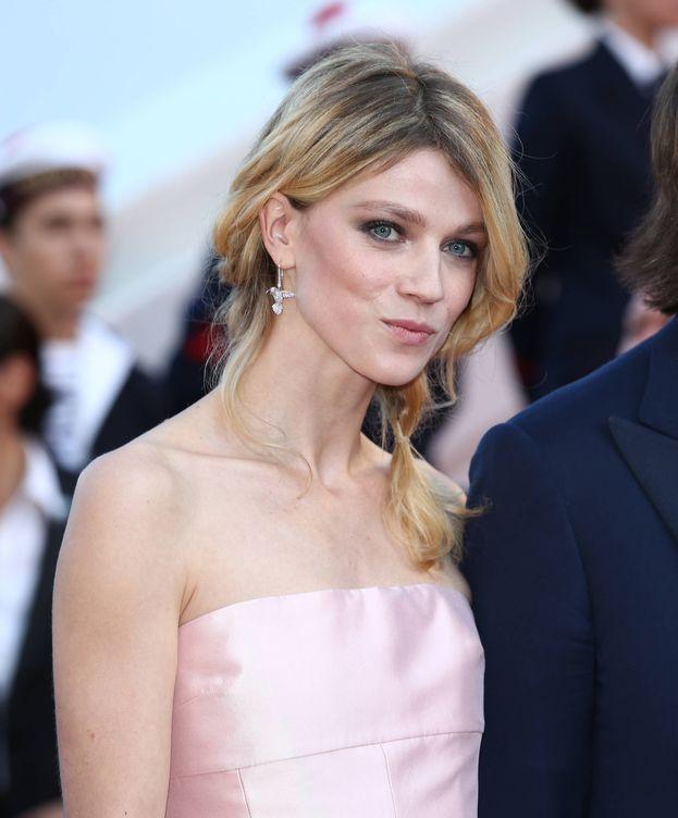 Foto: Masha Novoselova, en el Festival de Cannes. (Getty)