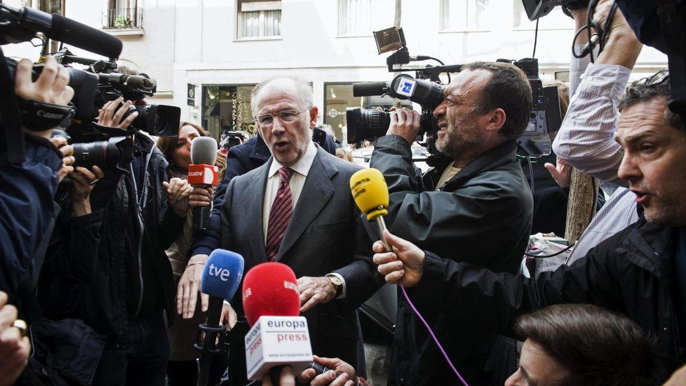 Foto: El exvicepresidente del Gobierno y expresidente de Bankia Rodrigo Rato. (EFE)