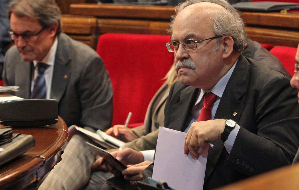 El conseller de Economía y Finanzas, Andreu Mas-Colell. (EFE)