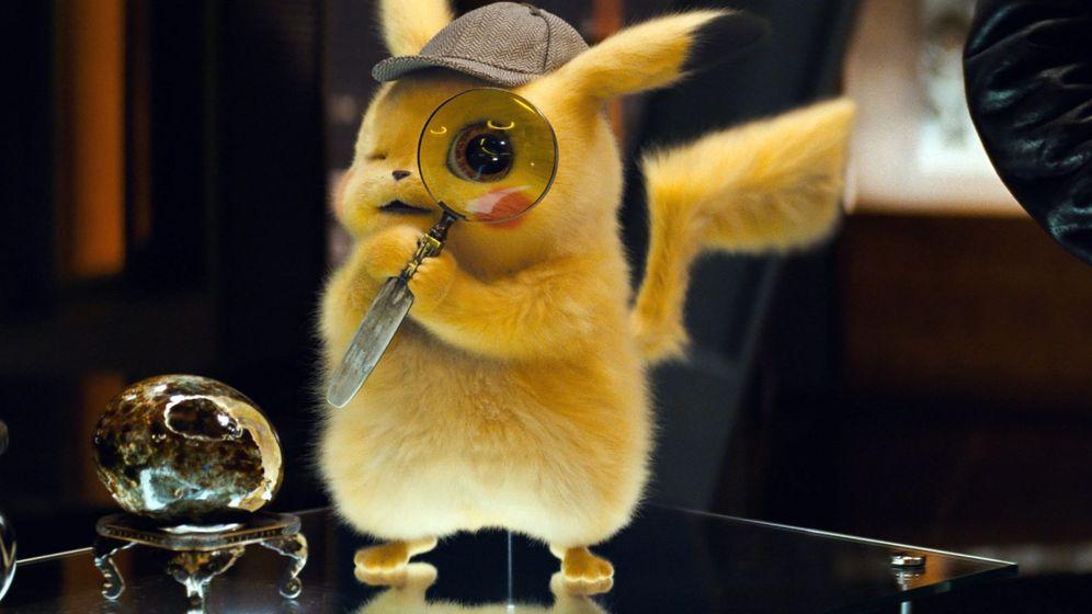 Foto: Los cines proyectaron La llorona en vez de Detective Pikachu