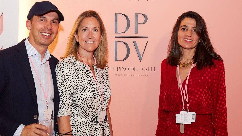 David del Pino, Cristina del Valle y Marta Foncillas. (Limited Pictures)