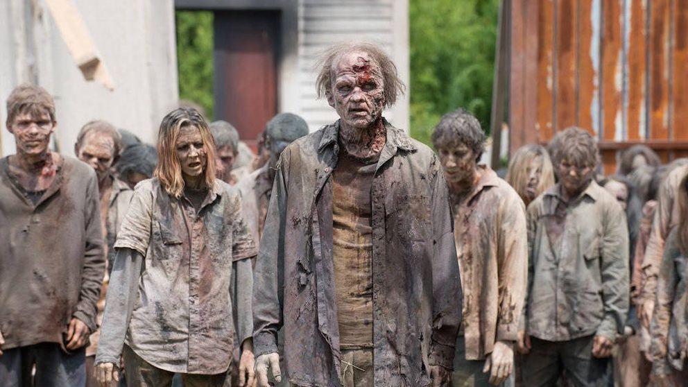 La última víctima de 'The Walking Dead' habla de la muerte de su personaje