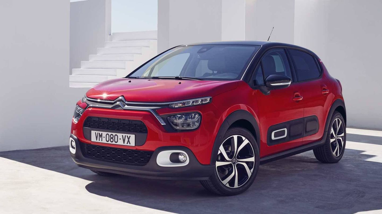 El Citroën C3 renovado en 2020 es segundo del mercado español en 2021.