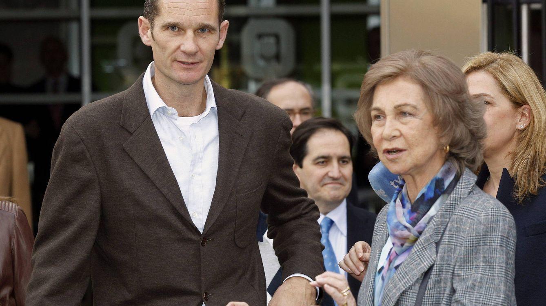 La reina Sofía, sustituta en Ginebra de Urdangarin, en el Maresme desde el lunes