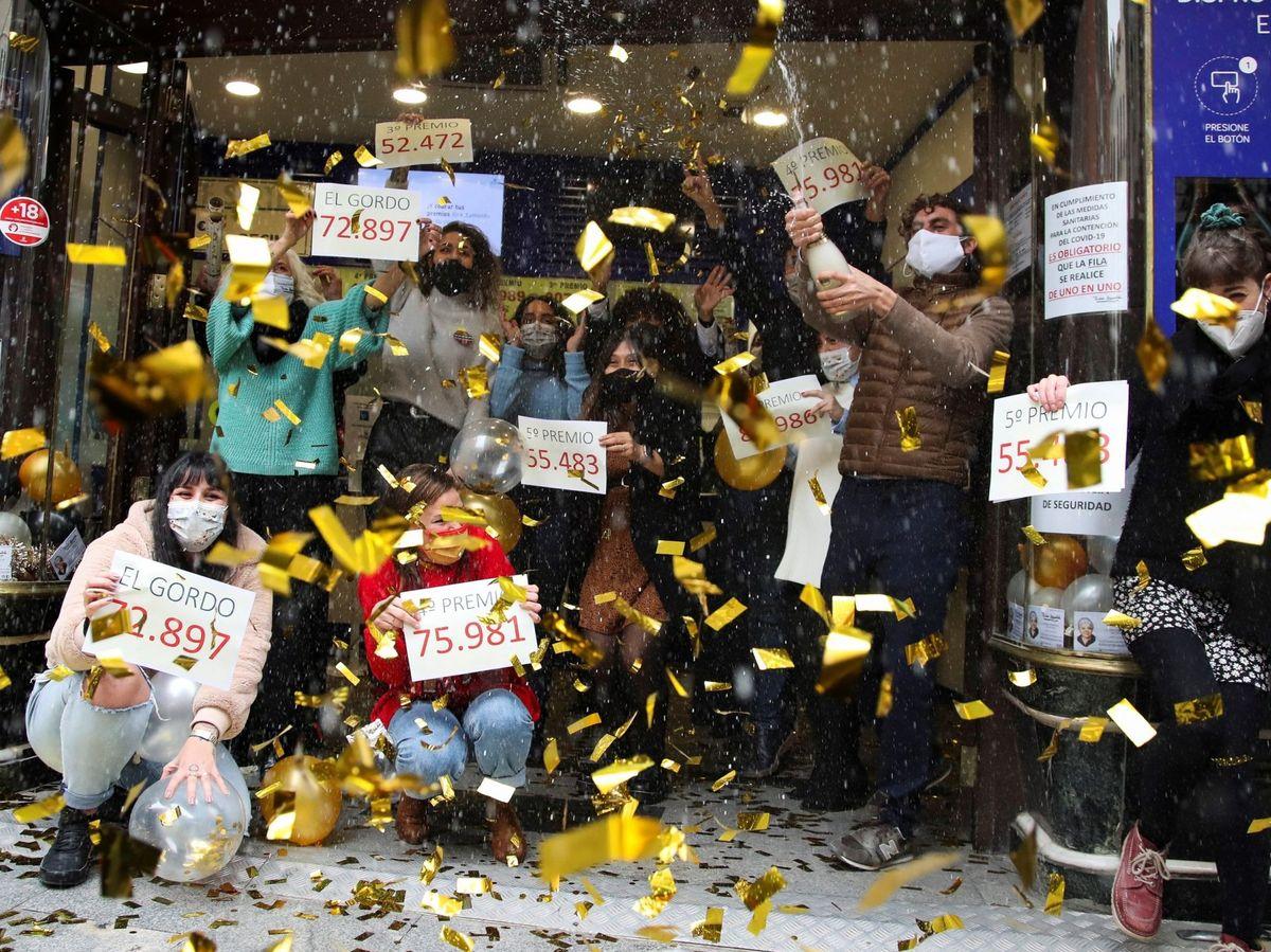 Dónde ha caído el Gordo desde 1812 a 2020: desgranando la suerte de la  Lotería de Navidad en España