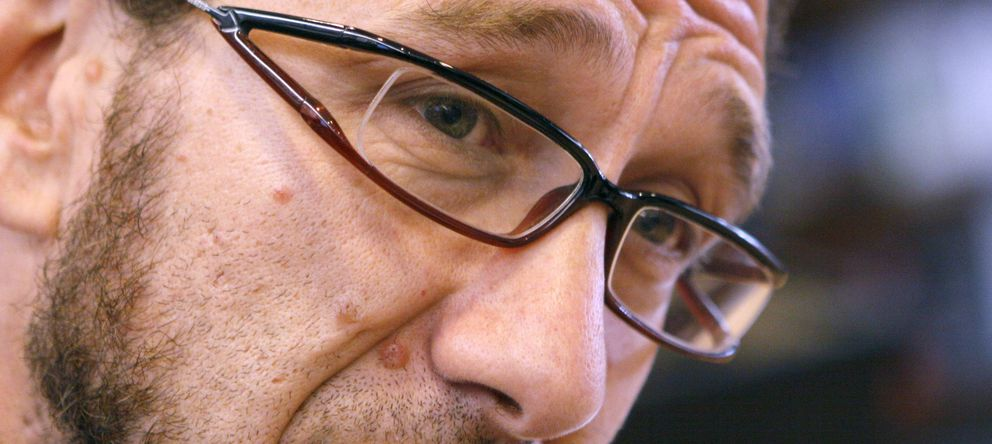 Foto: El escritor Ricardo Menéndez Salmón. (Efe)