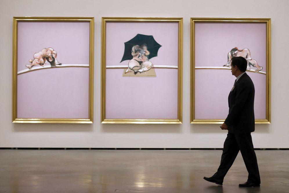 Foto: 'Francis Bacon: de Picasso a Velázquez'