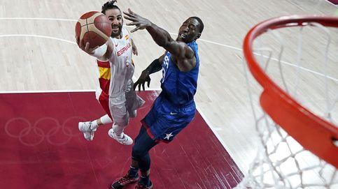 Ricky Rubio no fue suficiente: EEUU elimina a España en los cuartos de Tokio (81-95)
