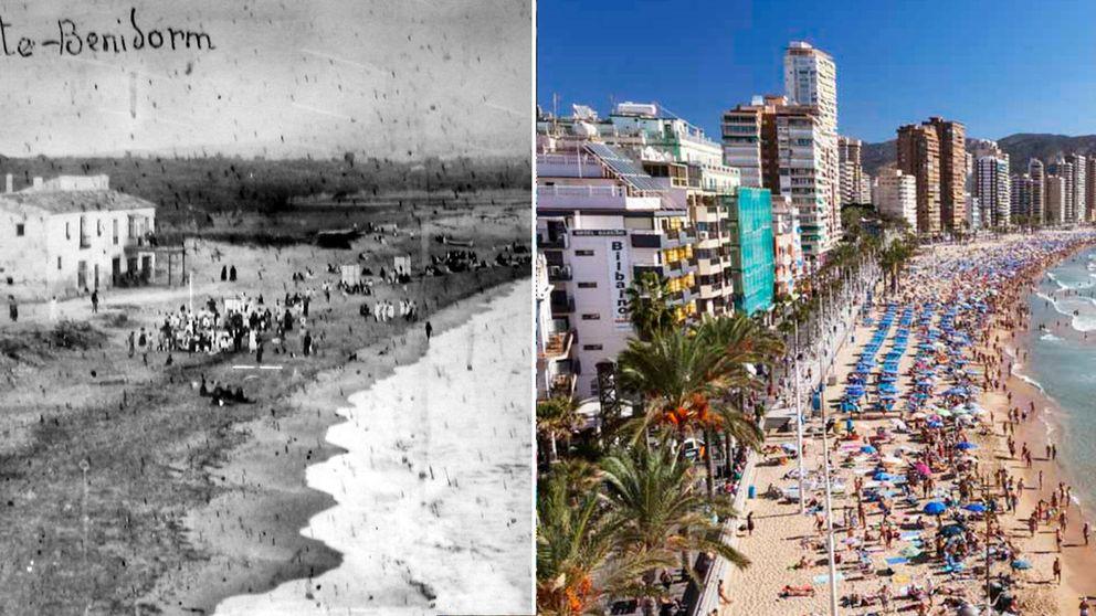 'Benidorm before Benidorm': la ciudad de los rascacielos que no tenía ni agua potable