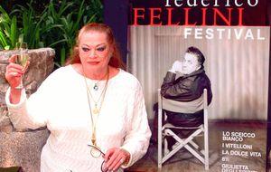 Muere Anita Ekberg, la explosiva musa de Federico Fellini